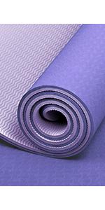 yoga mat exercise mat workout mat