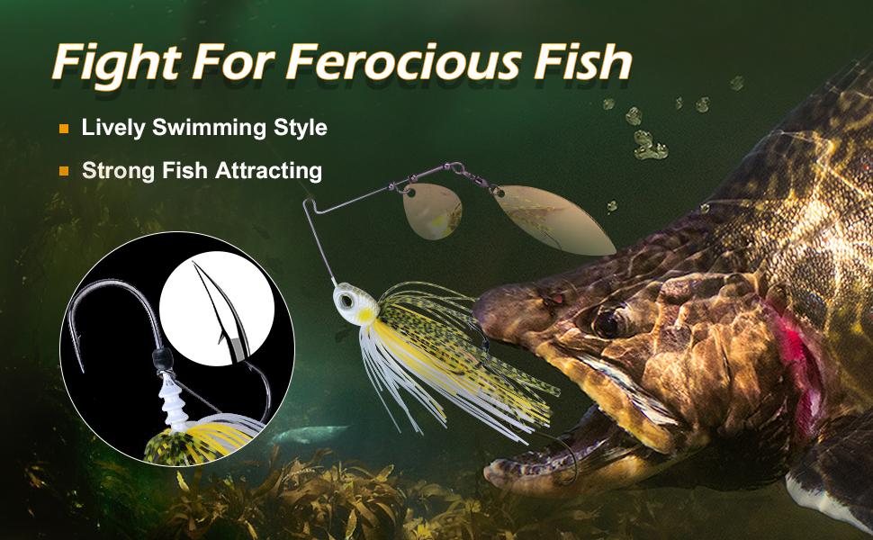 fishing jigs ,bass lure
