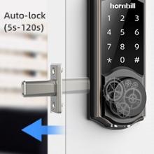 Auto-Lock Behand You