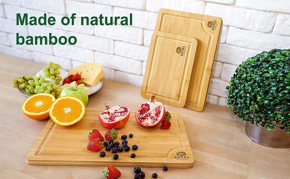 Cutting board set, large wood cutting board, extra large cutting boards for kitchen, carving board