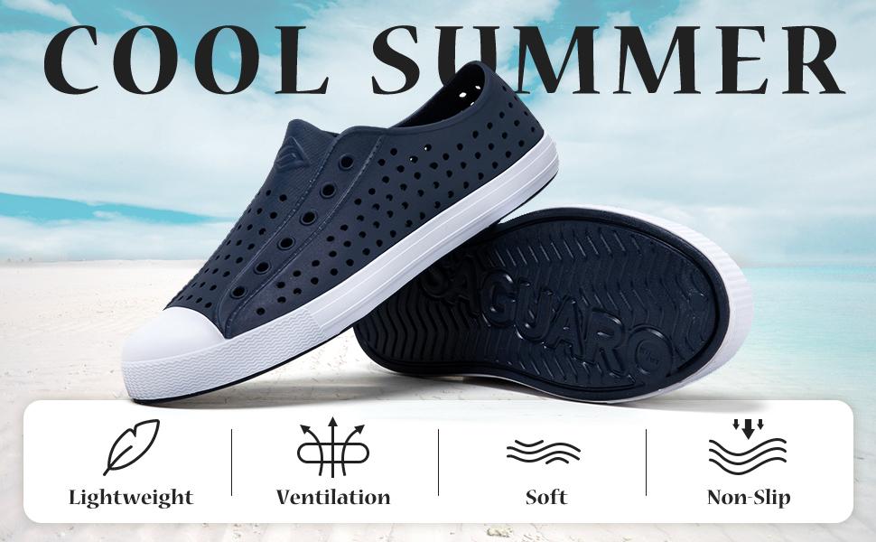 classic slip on clog beach sport sandals
