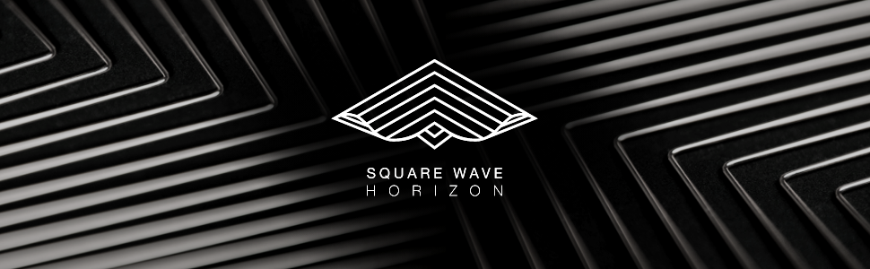 Square Wave limited edition scarlet red
