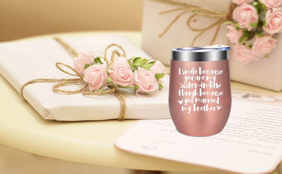 gifts for sister in law from sister in law sister in law gifts for women