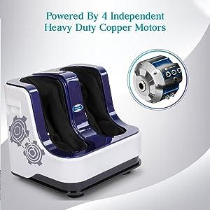heavy duty motor foot massager