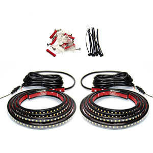 70inch Truck LED Running Board Light package