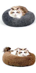 Cat Bed for Indoor Cats