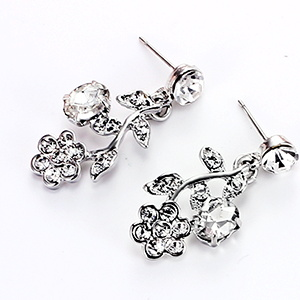 brides dangle earrings
