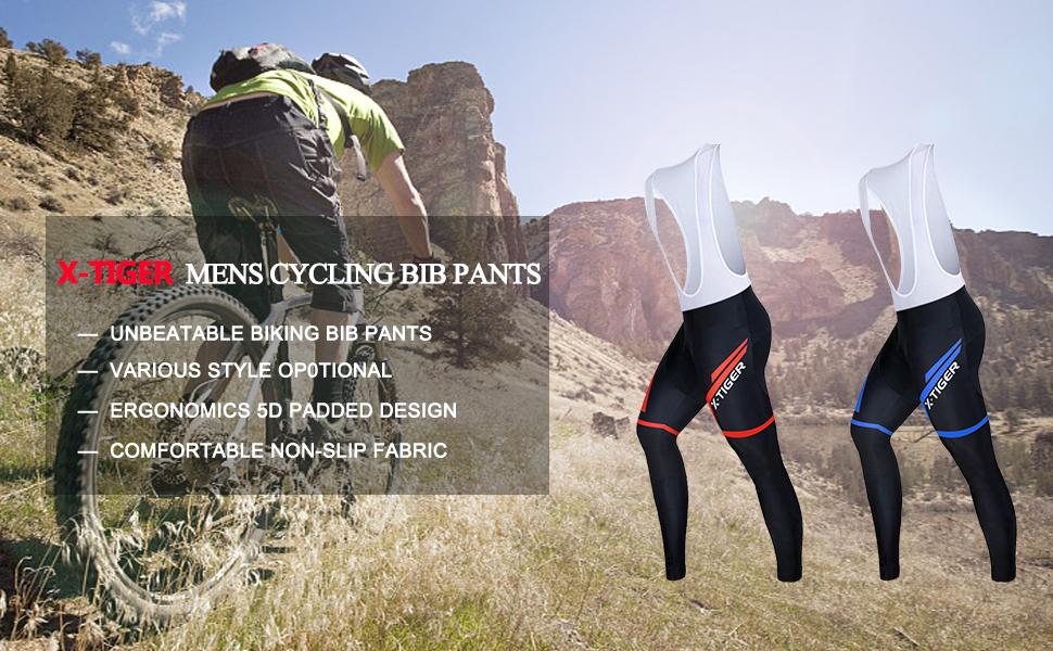 cycling bib pants men