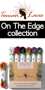 Lucky Penguin Round and Flat Shoelaces for Everyday Casual Shoes Shoelaces Suitable for Men\u2019s Women\u2019s and Kids Sneakers.