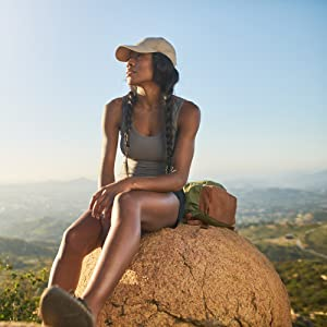 healthy active lifestyle hiking outdoors recreation