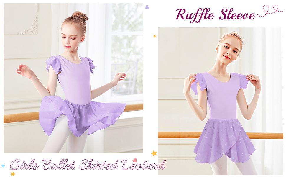 Girls Ballet Dance Dress