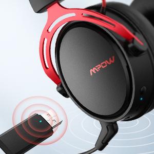 wireless pc headset