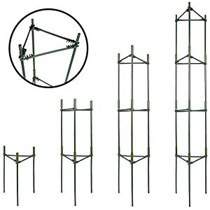 adjustable plant stakes