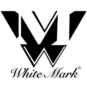 white mark logo fashion