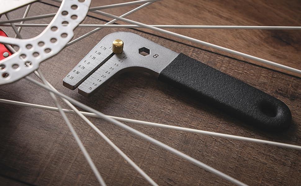 NEW Disc Brake Rotor Alignment Truing Wrench Tool Bicycle Bike Repair Tool N8J4