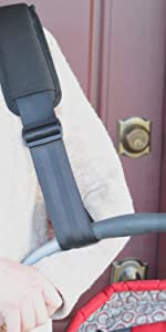 carseat carry strap
