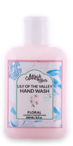 lily hand wash