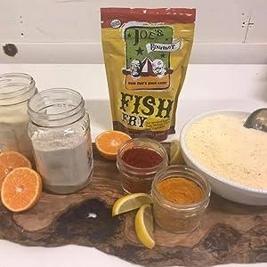 Joe's Gourmet Fish Fry As Seen on Shark Tank