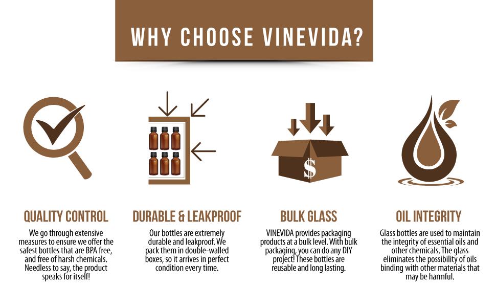 frascos de vidrio para aceites brown glass bottles essential bottles oil glass kit amber storage