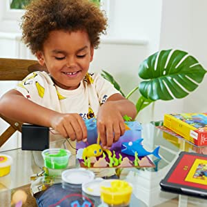 Stem, Electro Dough, Play Doh, Story, Toy, Educational