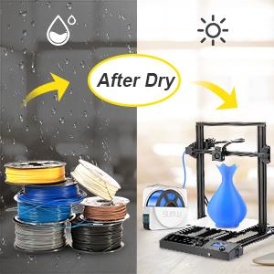 Filament dryer Filament dryer box Filament dryer 3d printer Filament dryer box s1 filament dryer