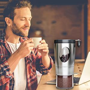 Manual Coffee Grinder
