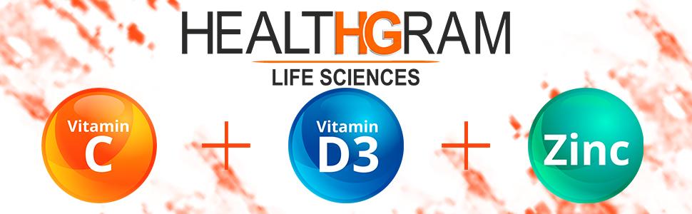 vitamin c vitamin d3 zinc