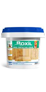 Roxil Barniz Sintético - 3L - Impermeabilizante Transparente para Madera Exterior: Amazon.es: Bricolaje y herramientas