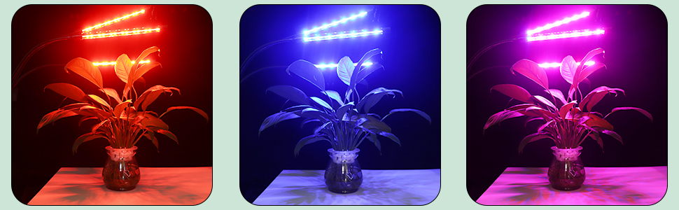 artificial plant lamp