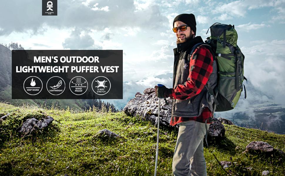 outdoor vest