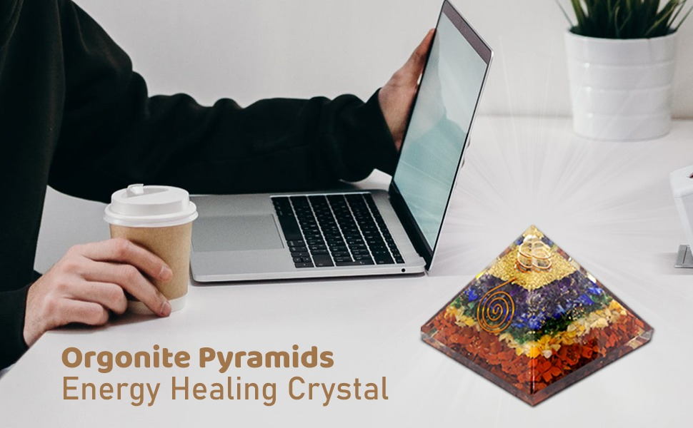 orgone pyramids orgonite emf protection energy generator crystal healing money