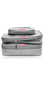 3 Packing Cube Set LeanTravel