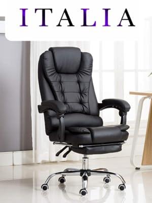 Kepler Brooks, Office Chair, Furniture, High Back Office Chair