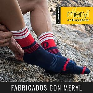 NORTEI calcetines meryl