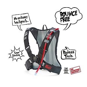 USWE NDM Bouce Free Hydration Backpack