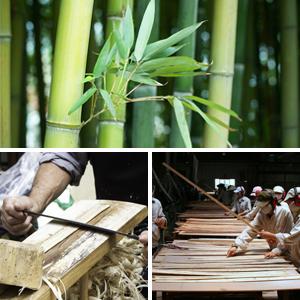 organic natural bamboo