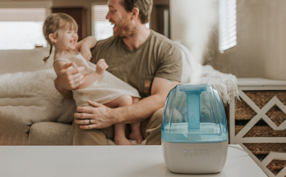 cool mist humidifier family