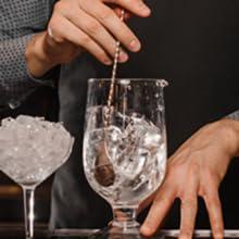 Cocktail Löffel