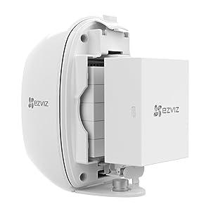 Battery outdoor camera