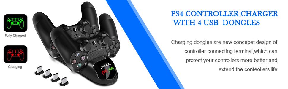 ps4 charging
