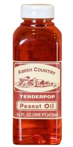 Peanut Oil Amish Country Popcorn Topping Seasoning Old Fashioned