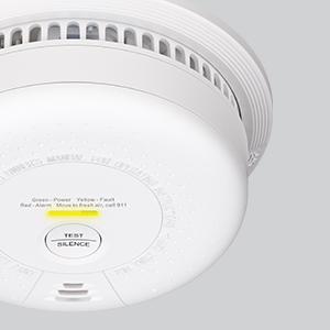 Smoke Detector and Fire Alarm