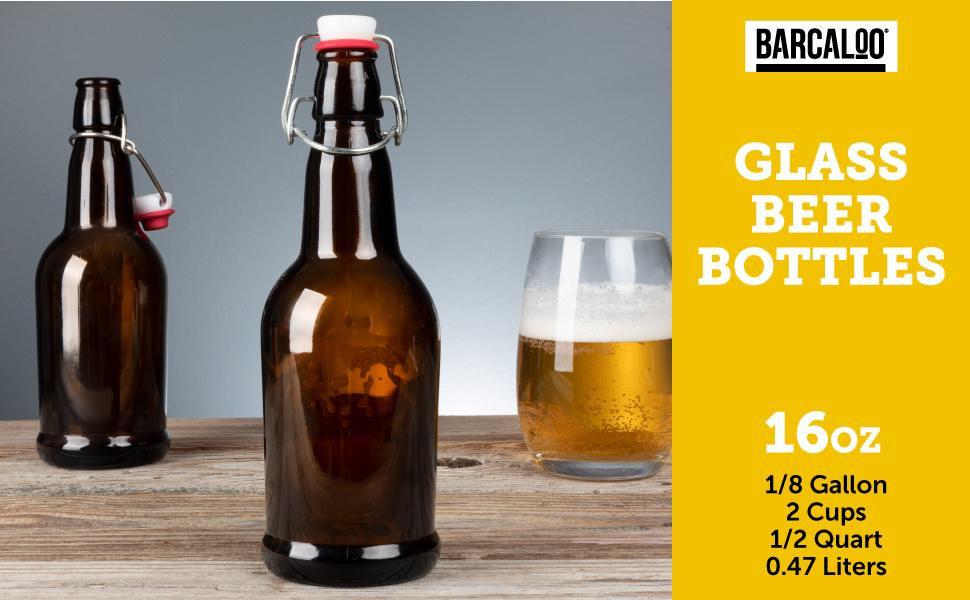 Barcaloo Beer Bottle