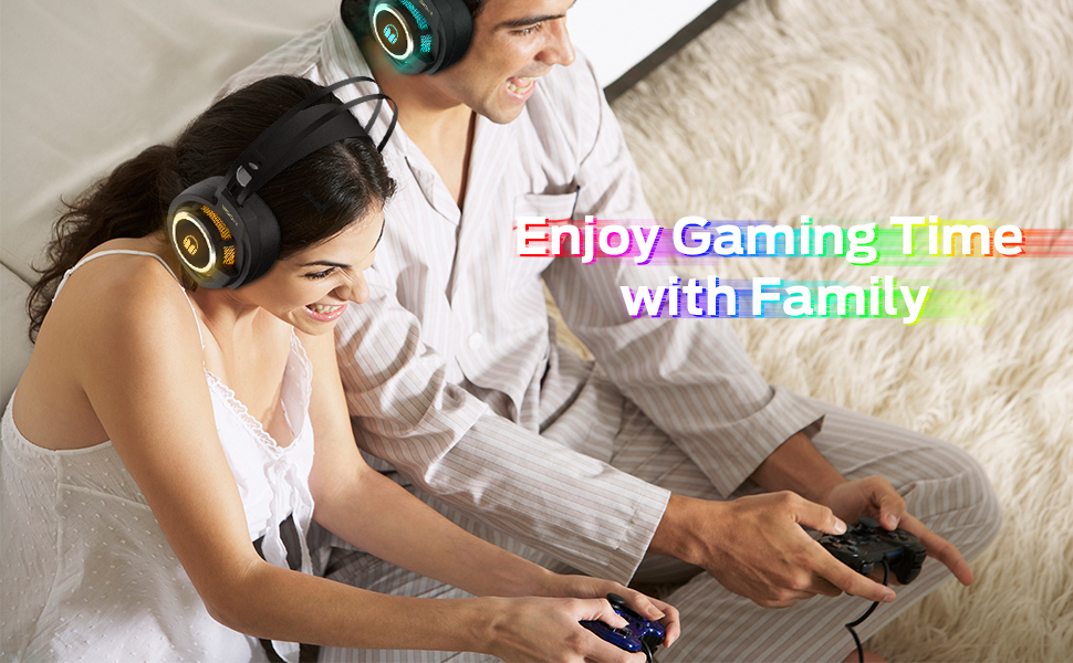 """""""Enjoy Gaming Time with Friends Lead teammates to victory"""""""
