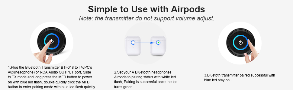 work with Airpods