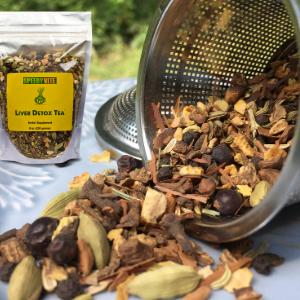 Speedyvite Liver detox tea cleanse purify liver blood stream