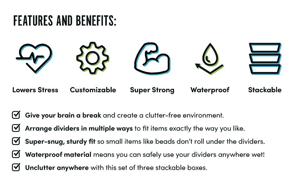 features benefits underwear bins shelf under sink interdesign square 3 chest paper bathroom