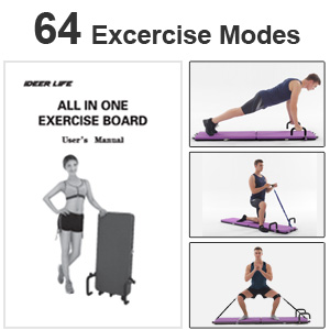 all in one home gym set