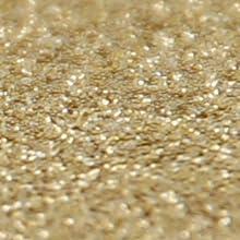 gold glitter close up detail image