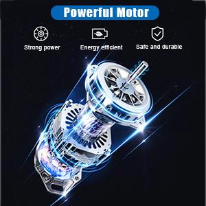 Powerful Motor